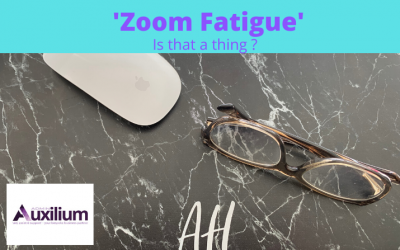 Zoom Fatigue – Is that a thing ?