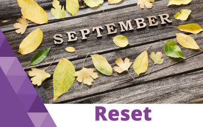 September Business Reset.